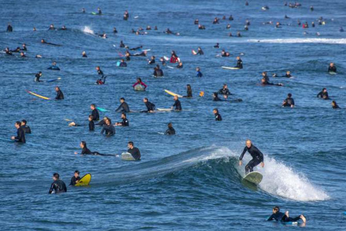 """Especialistas aseguran que en el mar """"sí hay contagio por coronavirus"""""""