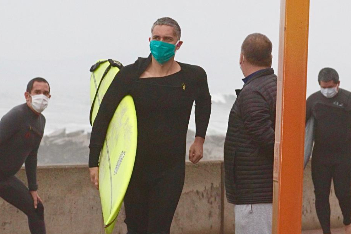 Así fue el retorno del surf en Miraflores