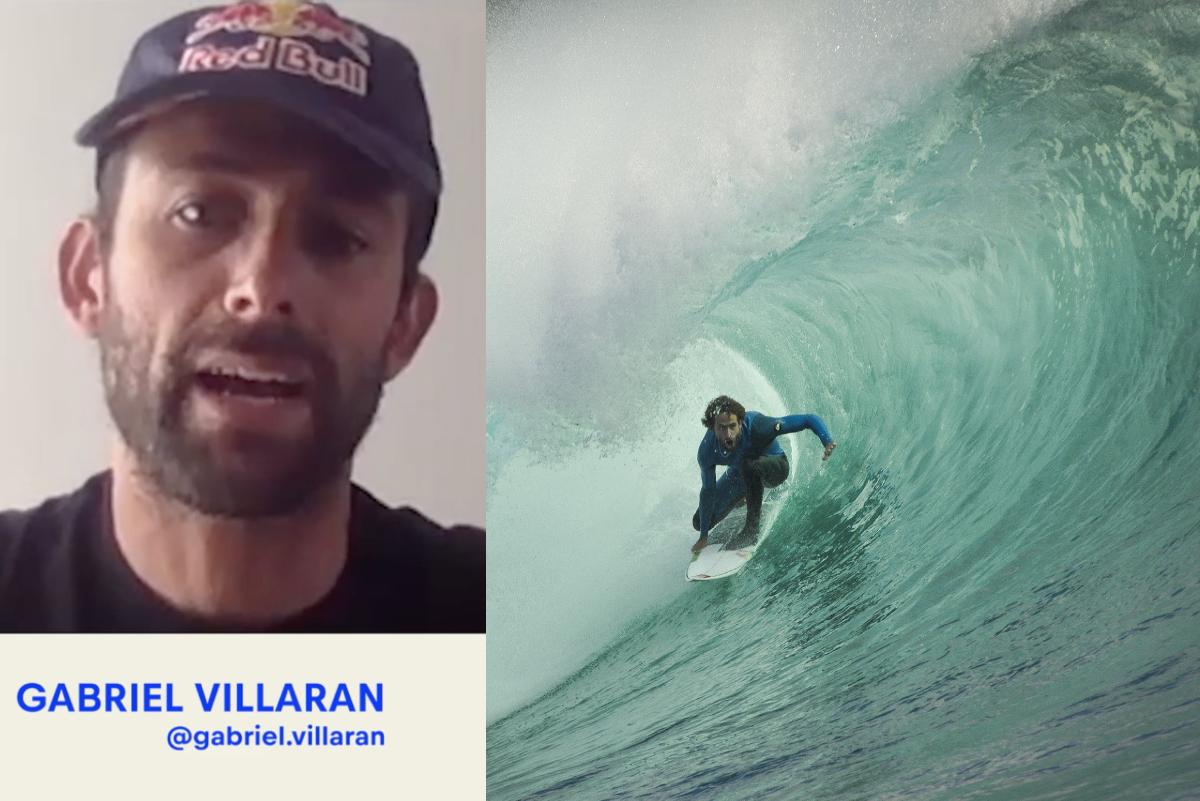 Gabriel Villarán quiere que regrese Puerto Escondido al tour mundial de olas grandes