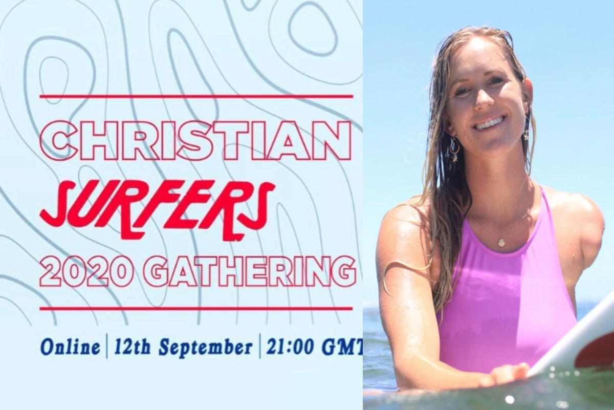 Bethany Hamilton será invitada especial en conferencia internacional online Christian Surfers
