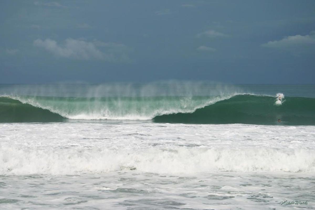 Playa Hermosa de Costa Rica declarada reserva mundial de surf