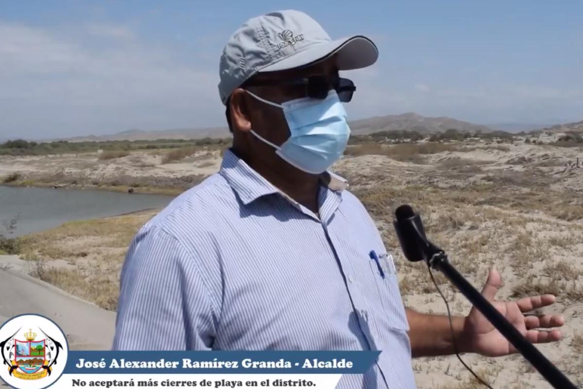 Economía de Máncora en peligro tras decisión de cierre de playas