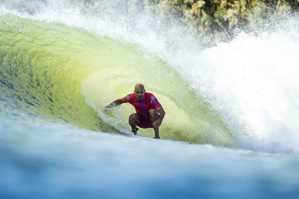 Kelly Slater pegará la vuelta en el Surf Ranch