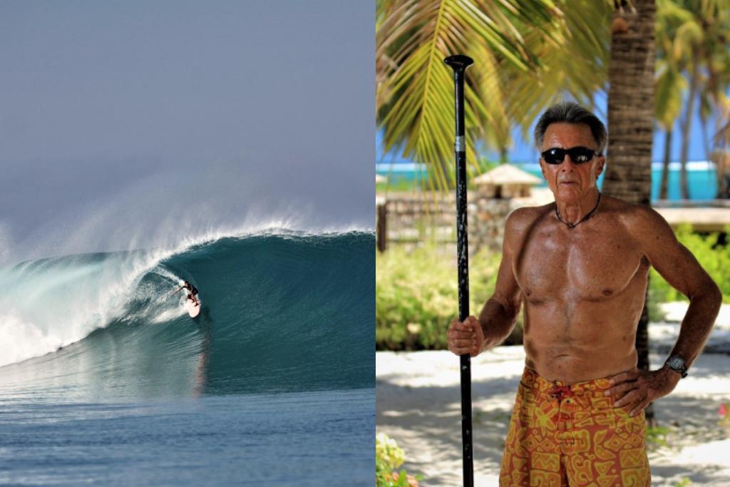 """Programa """"Surfear hasta los 100"""" de Felipe Pomar empezará en julio"""