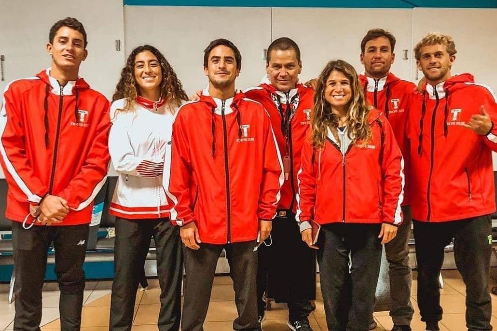 Equipo peruano de surf ya se encuentra en Japón para la disputa de los Juegos Olímpicos
