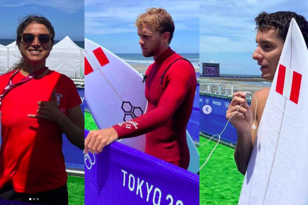 Tokio 2020: Equipo peruano ya entrena en Japón