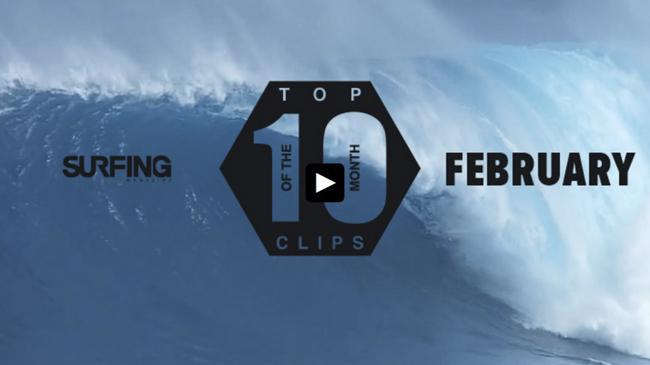 Video: Los 10 mejores clips de febrero