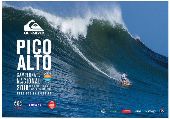 Teaser oficial del Quiksilver Pico Alto 2016