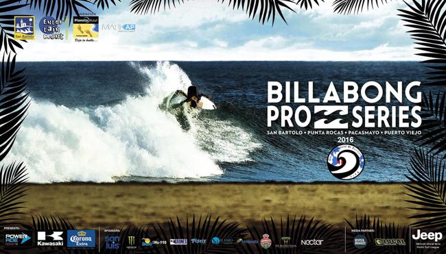 Liga Mundial de Surf aplaude la iniciativa del circuito profesional de surfistas del Perú