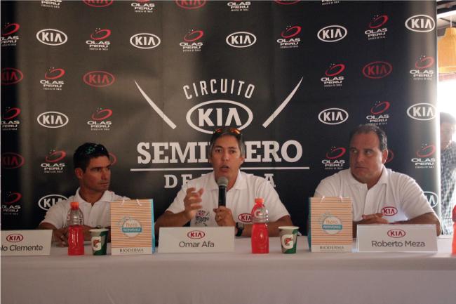Circuito Kia : MÁncora marcarÁ el inicio del circuito kia semillero de