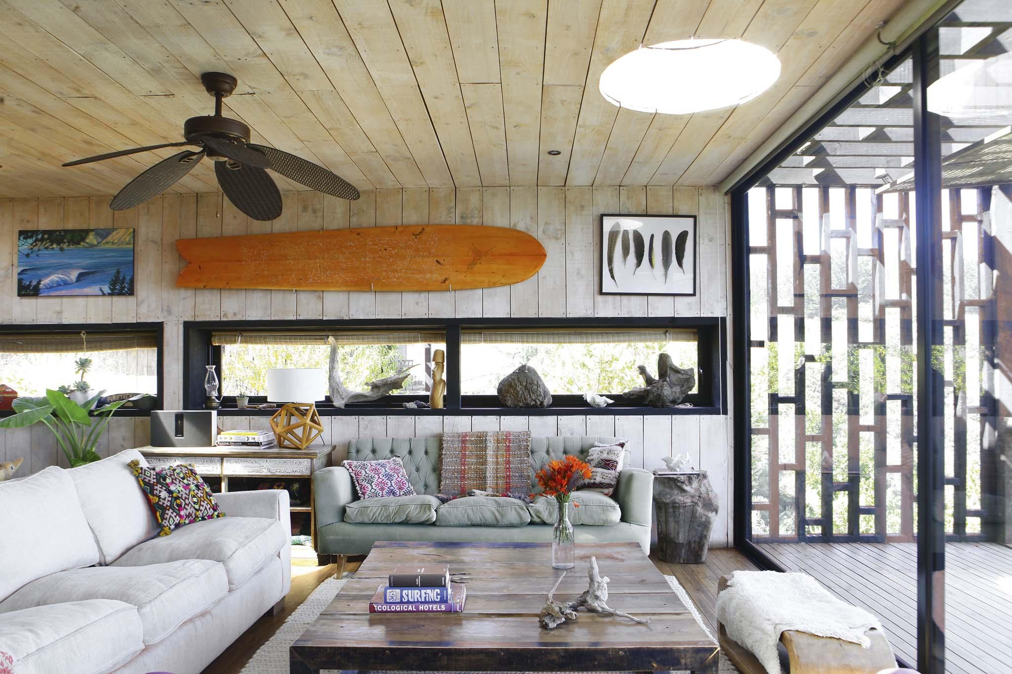 Las casas con la que todo surfer sueña